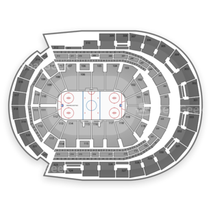 Bridgestone Arena Seating Chart NHL