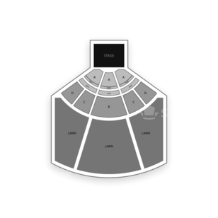 Arkansas Music Pavilion Seating Chart Concert
