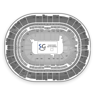 Consol Energy Center Seating Chart Motocross