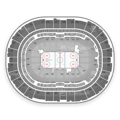 Consol Energy Center seating chart Pittsburgh Penguins