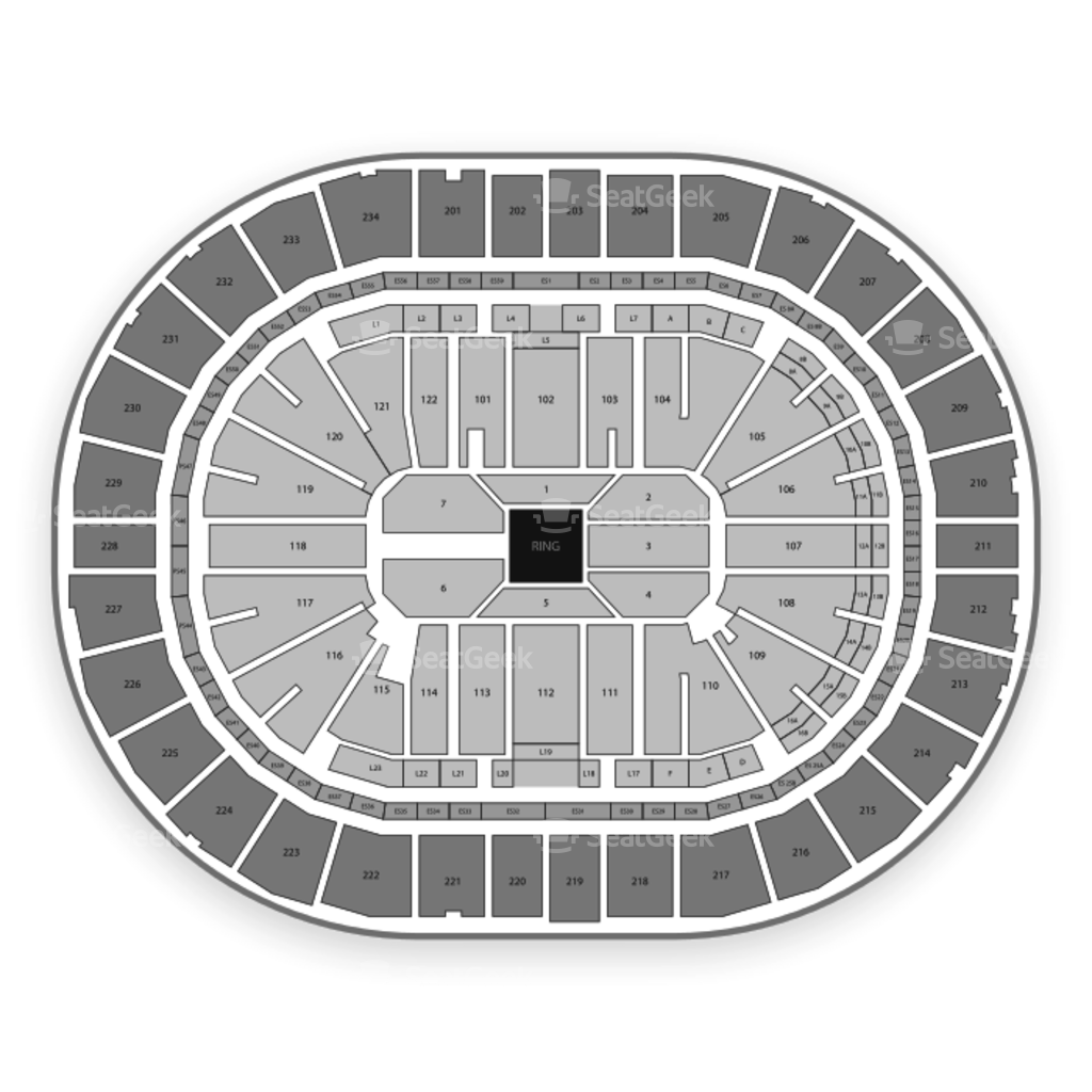 wwe ppg paints arena ppg paints arena seating chart seatgeek