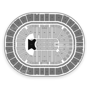 PPG Paints Arena Seating Chart Concert