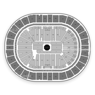 PPG Paints Arena Seating Chart MMA
