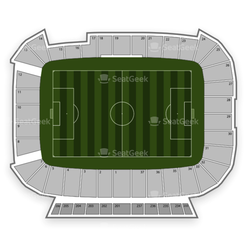 Real Salt Lake Seating Chart