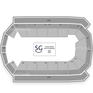 1stBank Center Seating Chart Broadway Tickets National
