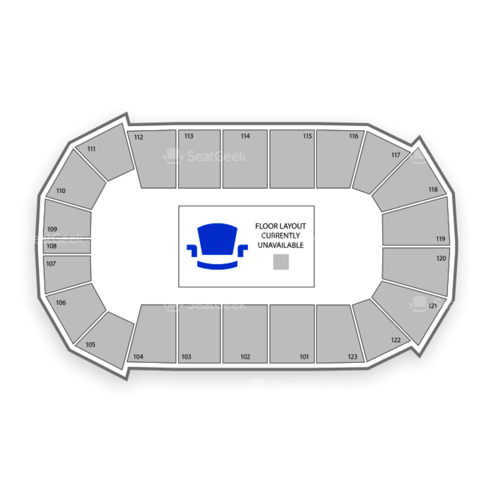 State Farm Arena Seating Chart Dance Performance Tour