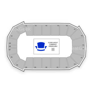 State Farm Arena Seating Chart Comedy