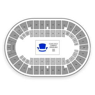 Freeman Coliseum Seating Chart Concert