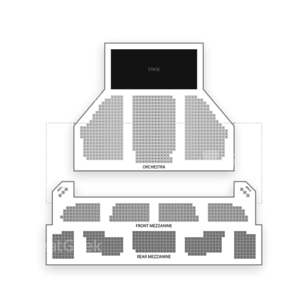 Imperial Theatre Seating Chart Broadway Tickets National