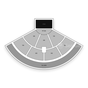 Freedom Hill Amphitheatre Seating Chart Concert