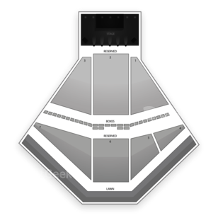 Red Hat Amphitheater Seating Chart Dance Performance Tour