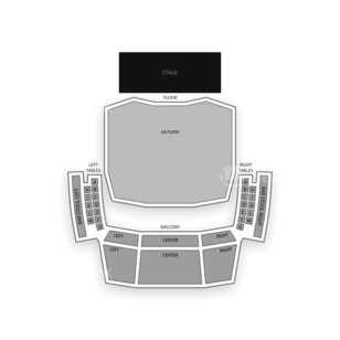 Hard Rock Live Seating Chart Concert