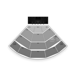 St. Augustine Amphitheatre Seating Chart Theater