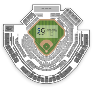 Petco Park Seating Chart Motocross