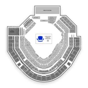 Petco Park Seating Chart Music Festival