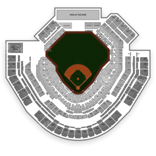 San Diego Padres Seating Chart