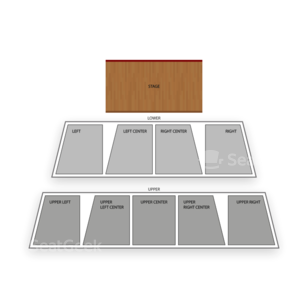 RFD TV the Theatre Seating Chart Comedy
