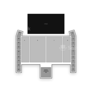 Count de Hoernle Amphitheatre Seating Chart Theater