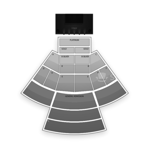 Ironstone Amphitheatre at Ironstone Vineyards Seating Chart Concert