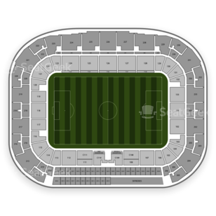 Red Bull Arena Seating Chart European Soccer
