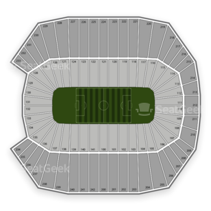 Rentschler Field Seating Chart International Soccer