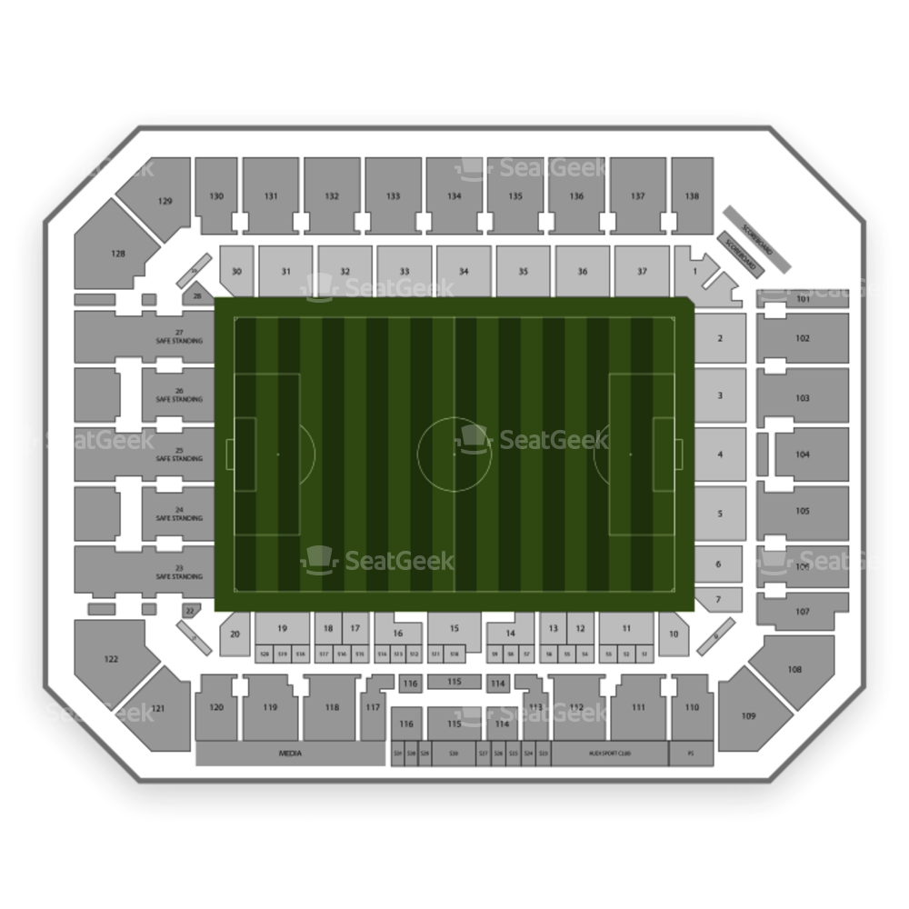 Orlando City Stadium Seating Chart Parking