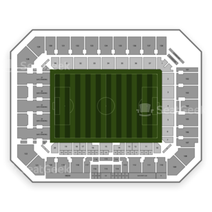 Orlando City Stadium Seating Chart Soccer