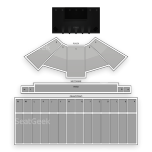 Minnesota State Fair Grandstand Seating Chart Theater