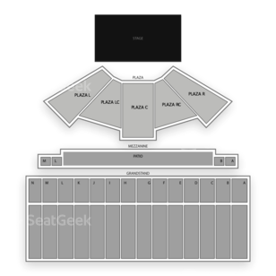 Minnesota State Fair Seating Chart Concert