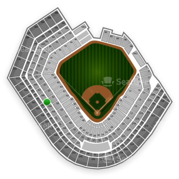 Baltimore Orioles at Oriole Park at Camden Yards Section 258 View