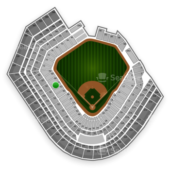 Baltimore Orioles at Oriole Park at Camden Yards Section 64 View