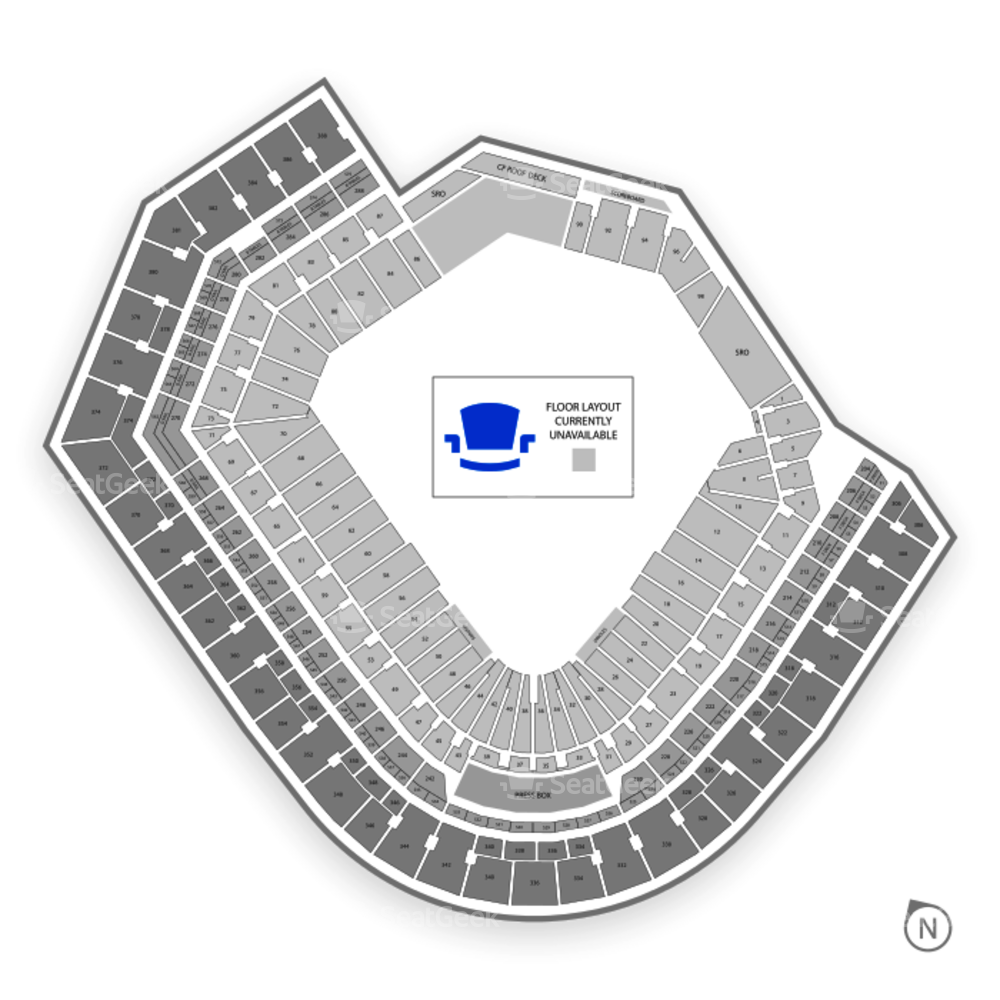 Oriole Park at Camden Yards Seating Chart Parking