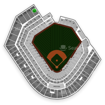 Oriole Park At Camden Yards Section 388 Seat Views Seatgeek