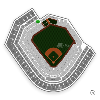 Baltimore Orioles Seating Chart Nice Houzz