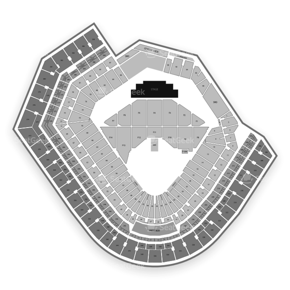 Oriole Park at Camden Yards Seating Chart Concert