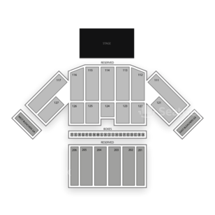 Champlain Valley Expo Seating Chart Concert