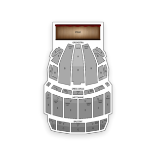 Boston Opera House Seating Chart Theater