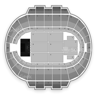 Hampton Coliseum Seating Chart Comedy