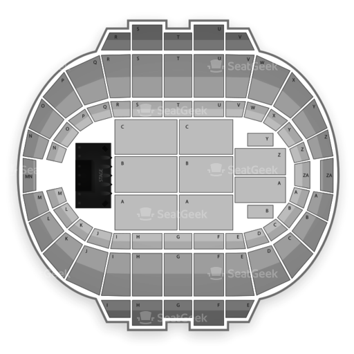 Hampton Coliseum Seating Chart