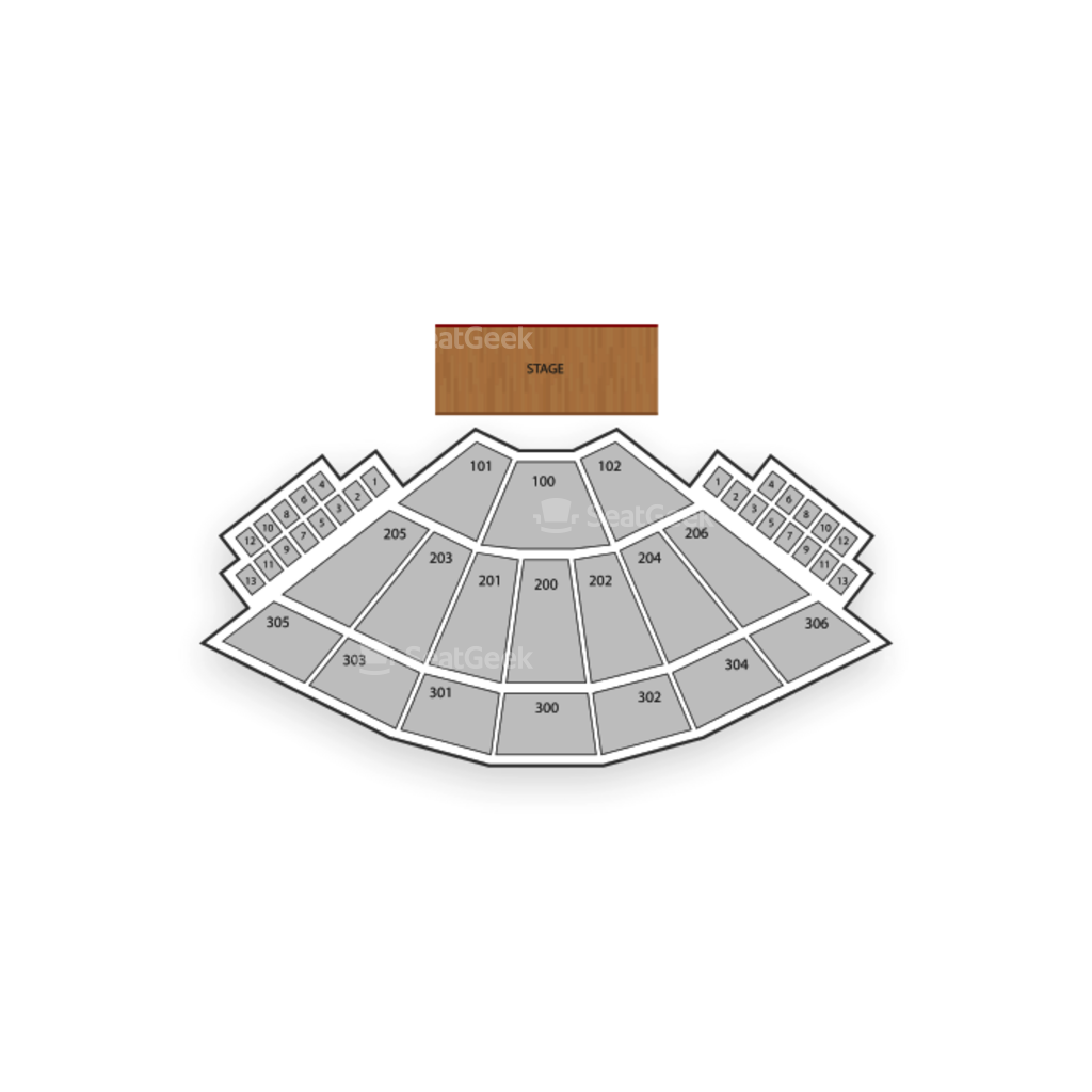 the theater at madison square garden seating chart broadway