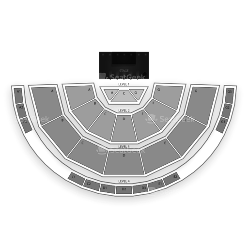 Sandia Casino Amphitheater Seating Chart