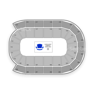 Huntington Center Seating Chart Wwe