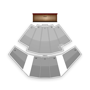 WaMu Theater Seating Chart Concert