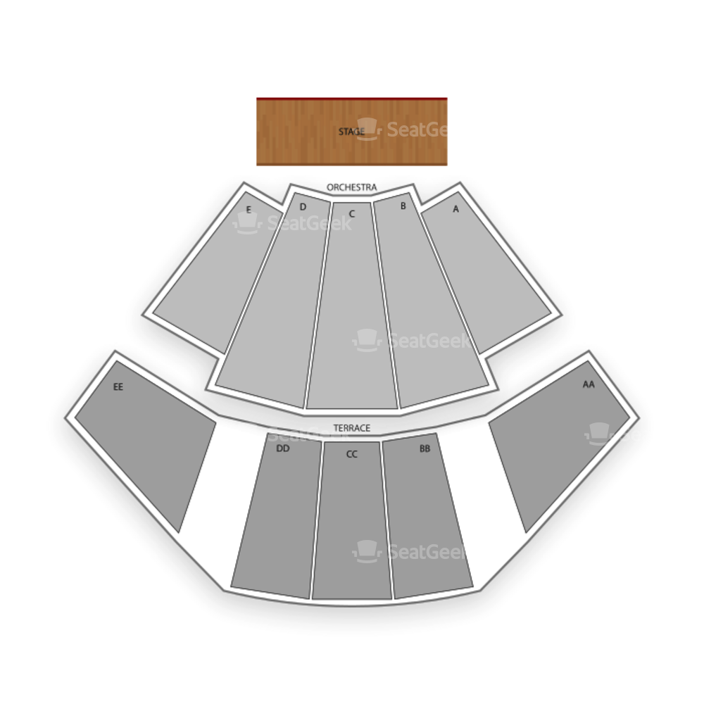 Wamu Theatre Seattle Seating Chart Related Keywords Suggestions