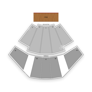WaMu Theater Seating Chart Theater