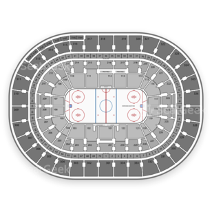 Portland Winterhawks Seating Chart