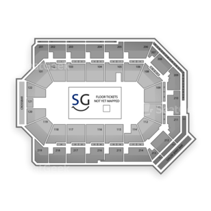 Citizens Business Bank Arena Seating Chart Wwe