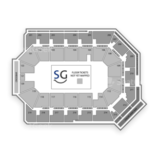 Citizens Business Bank Arena Seating Chart Football