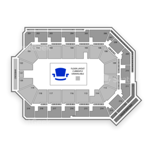 Citizens Business Bank Arena Seating Chart MMA