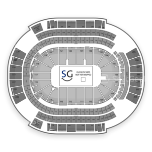 Gila River Arena Seating Chart Auto Racing